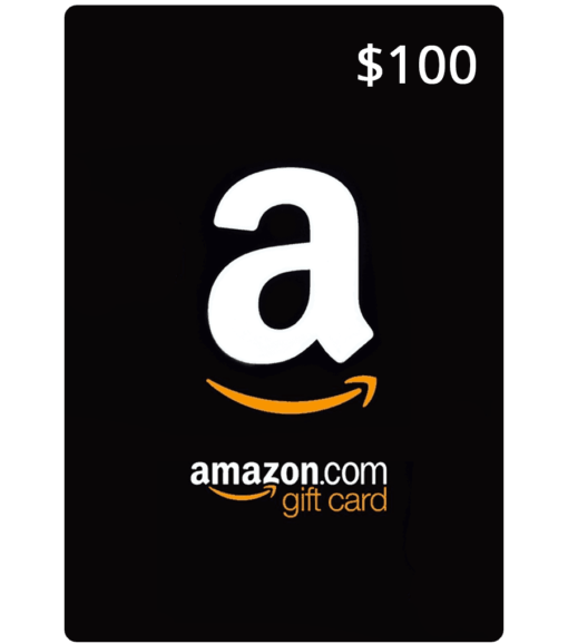 Amazon Gift Card $100 Value