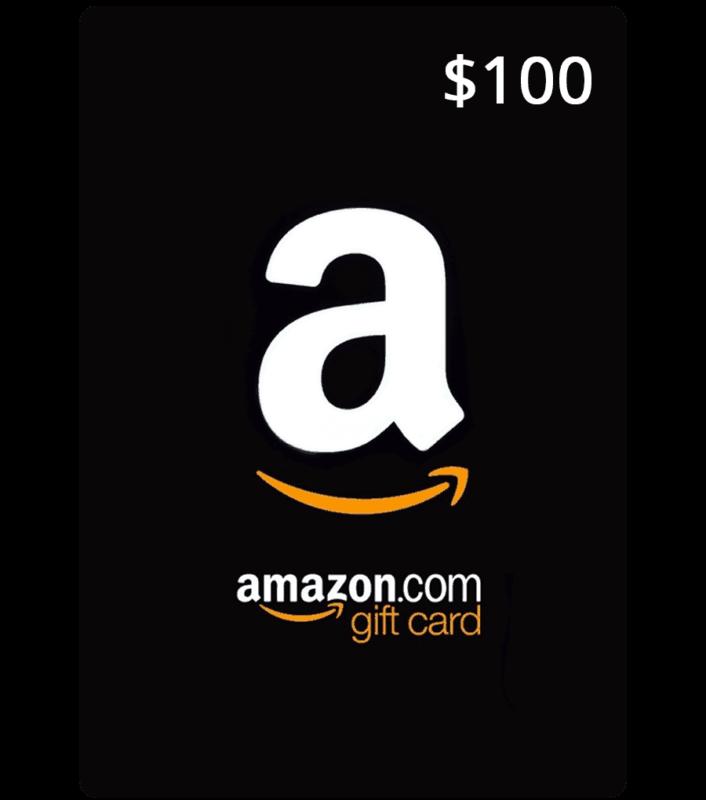 US Amazon Gift Card $100