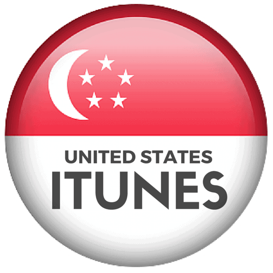 Buy a US iTunes Gift Card in Singapore - MyGiftCardSupply
