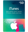 iTunes gift card $50 Image