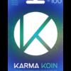 Karma Koin card $100 product image