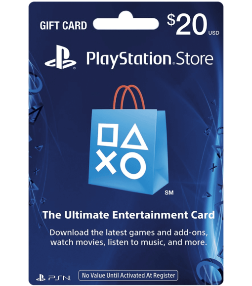 PSN Gift Card $20 product image