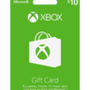Xbox $10 gift card product image