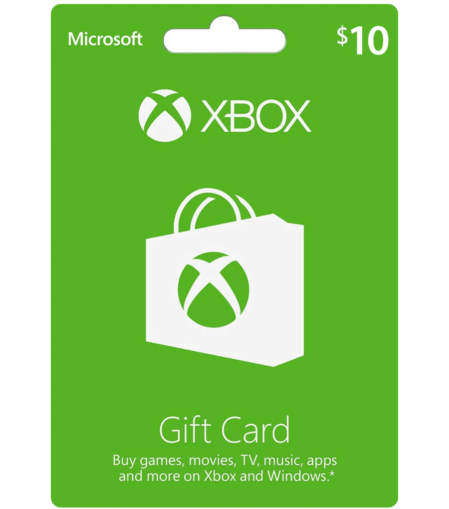 Xbox Gift Card $10 (US) [Email Delivery]
