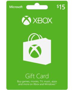 Xbox Gift Card $15 product image