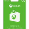 Xbox Gift Card $25 product image