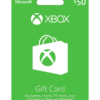 Xbox Gift Card $50 product image