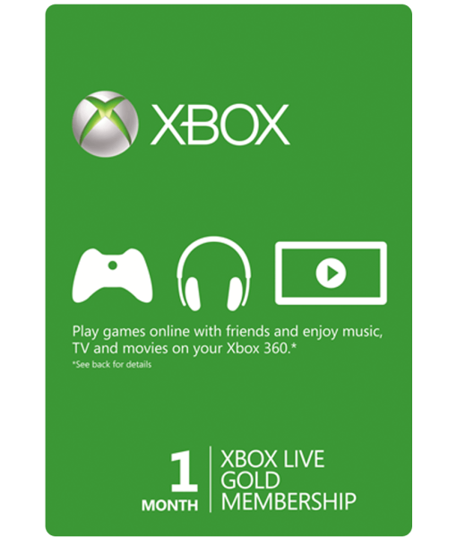 xbox-live-1-month