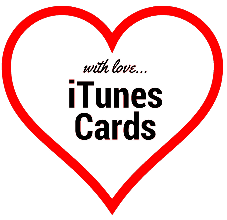 iTunes with a heart
