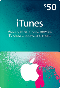 US Itunes Gift Card $50