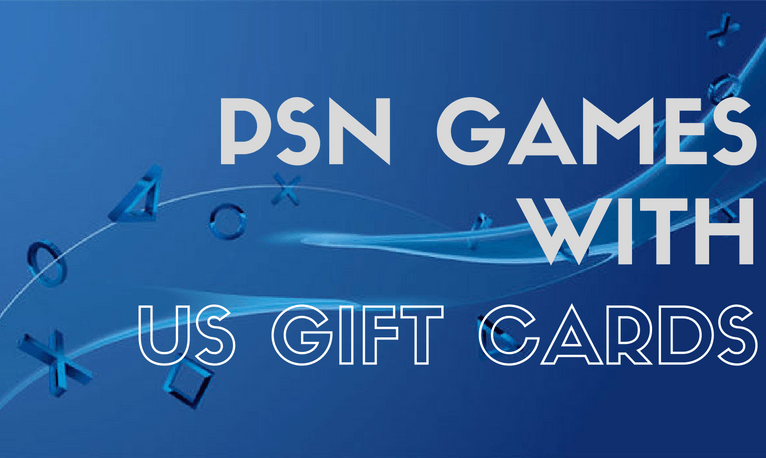 PSN Games with US Codes