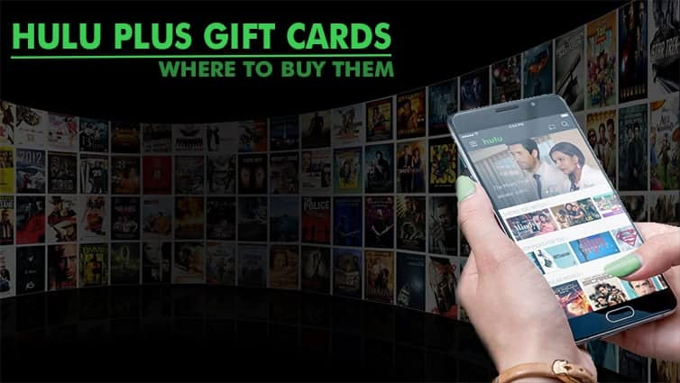 where to buy hulu plus gift cards - Best Place To Buy Gift Cards 2017