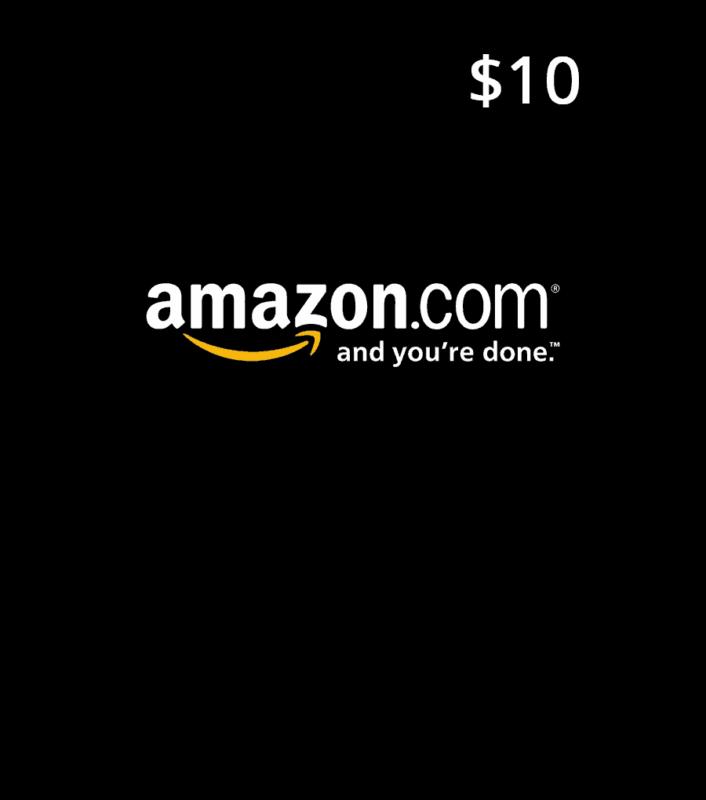 US Amazon Gift Card $10
