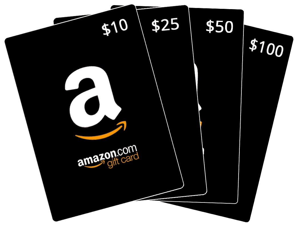 Buy US Amazon Gift Cards - 24/7 Email Delivery