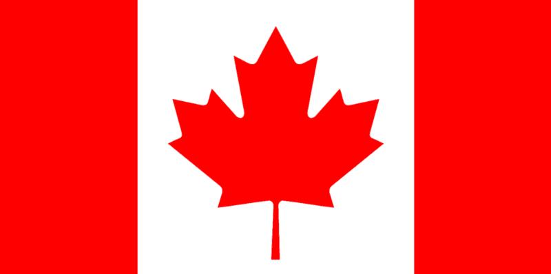 Canada flag iTunes