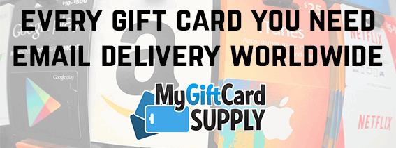 MyGiftCardSupply mission statement