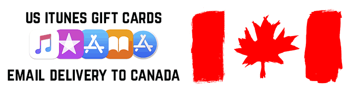 US iTunes in Canada banner