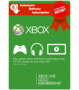 Xbox Live Card Subscription