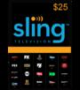 Sling Gift Card $25