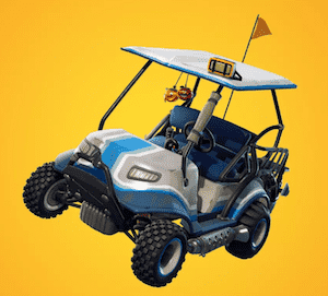Fortnite's All Terrain Kart