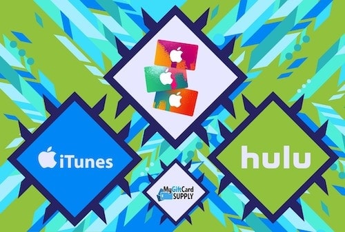 Access Hulu with an iTunes Gift Card