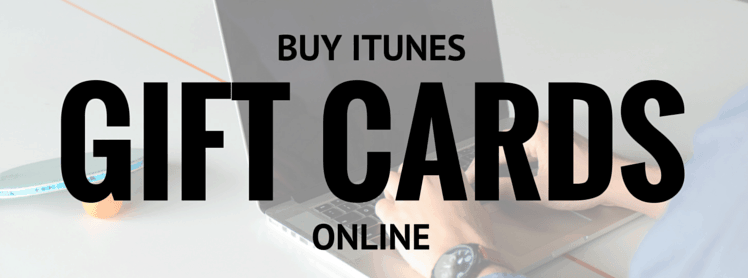 Buy a US iTunes gift card from outside the United States