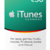ITUNES GERMANY