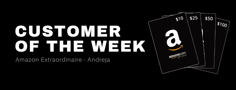Customer feature of the week - Andreja