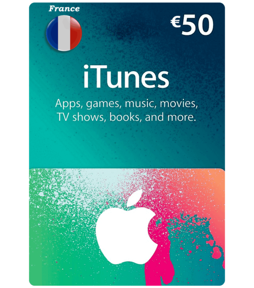 itunes 50 France