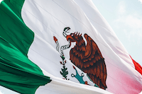 Mexico Flag for iTunes customers