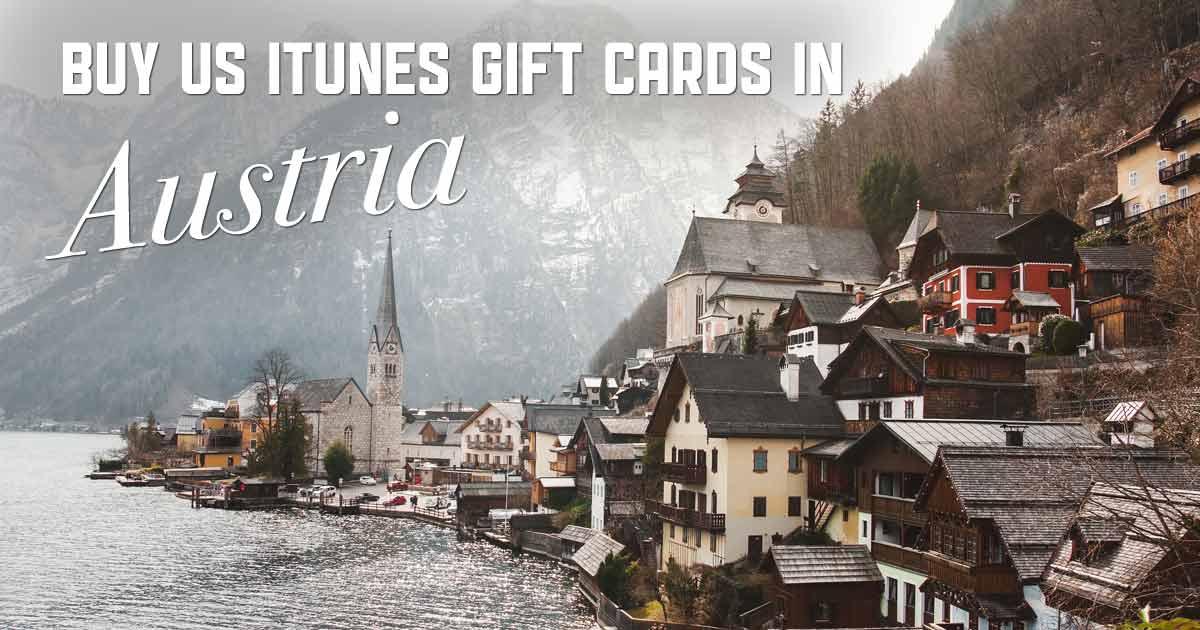 Shop US iTunes in Austria