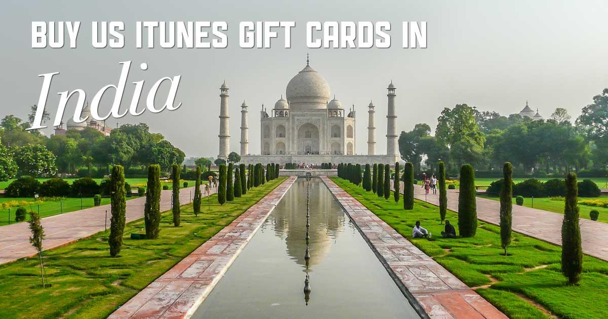 Shop US iTunes in India