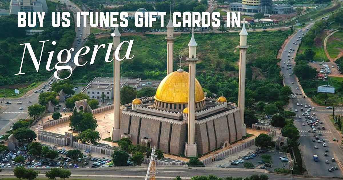 Shop US iTunes in Nigeria