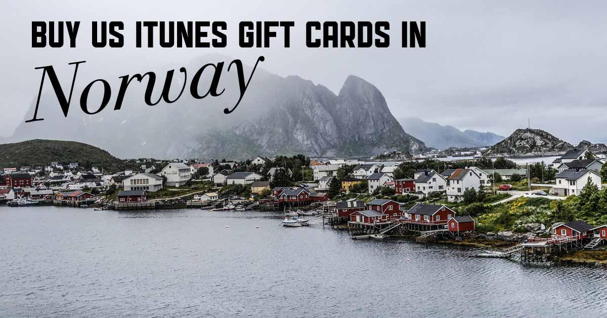 Shop US iTunes in Norway