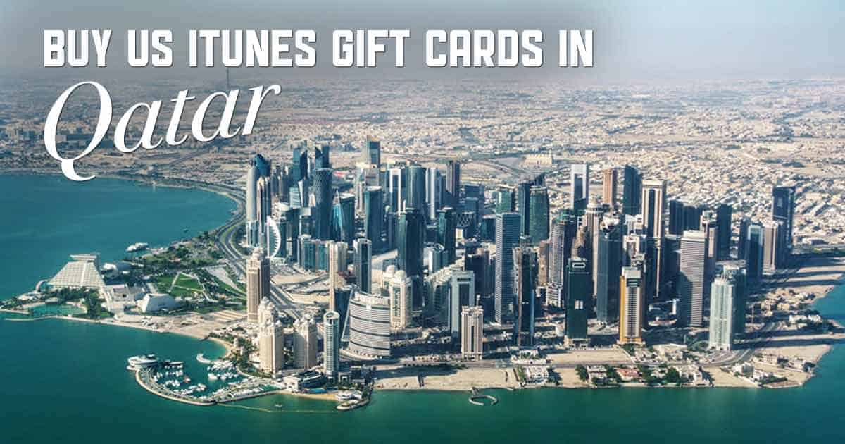 Shop US iTunes in Qatar
