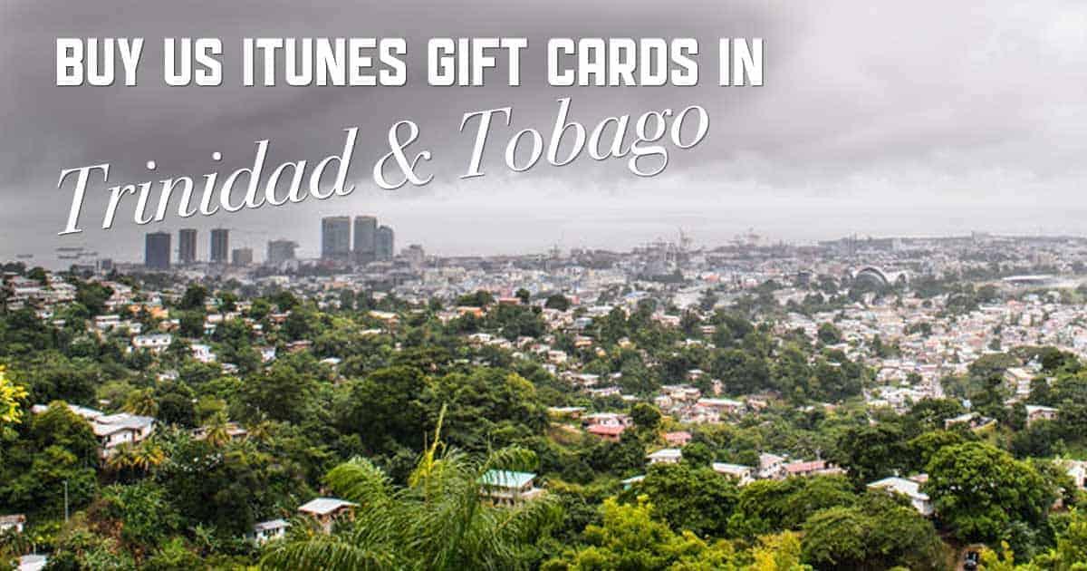 Shop US iTunes in Trinidad & Tobago