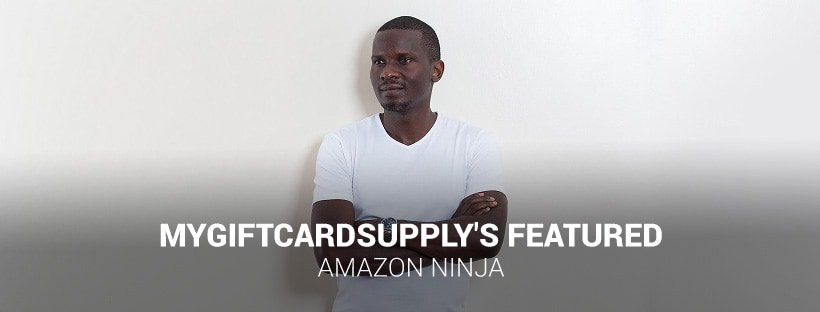 Amazon Ninja Frank Ochere