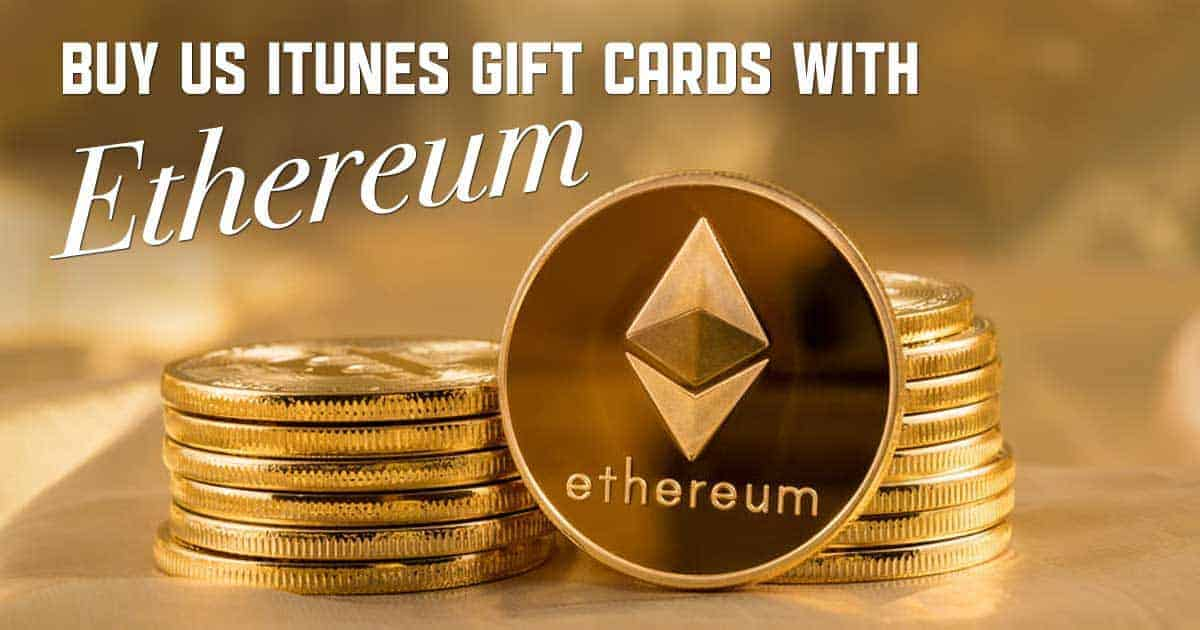 Shop US iTunes with Ethereum
