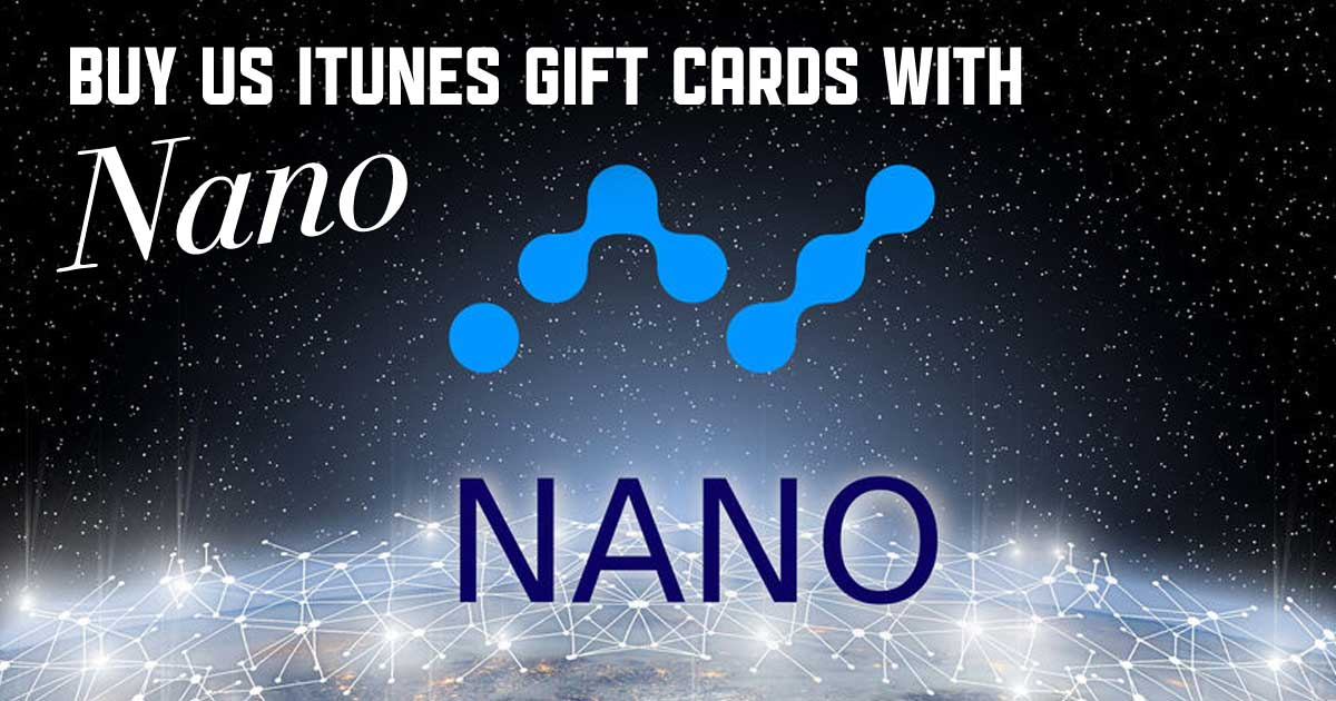 Shop US iTunes with Nano