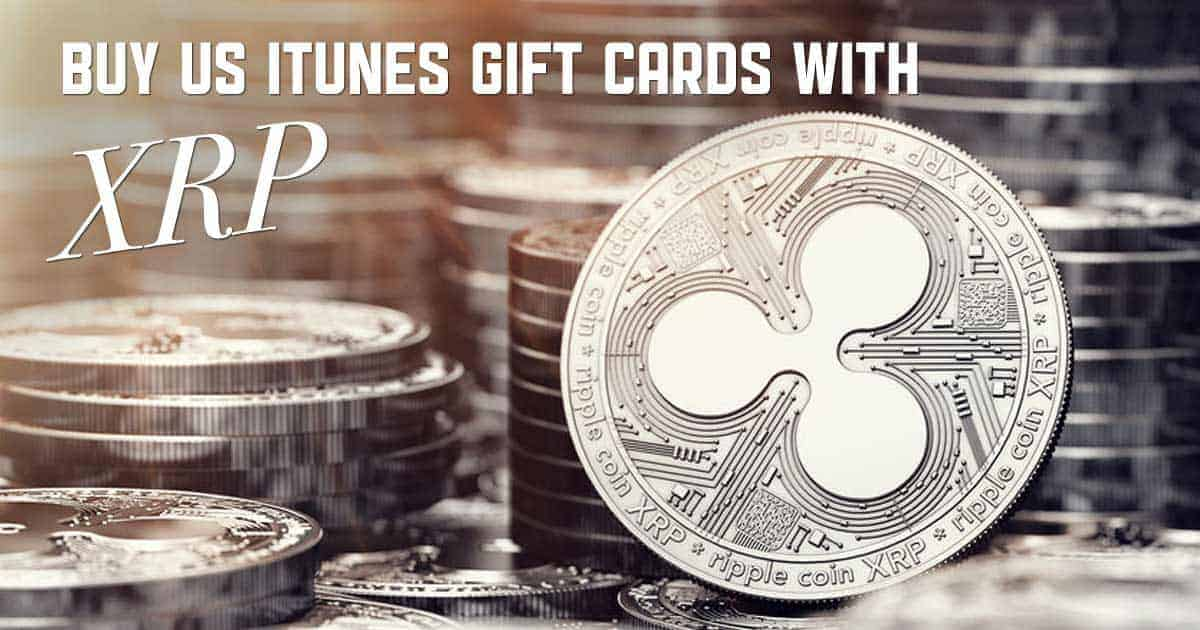 Shop US iTunes with XRP