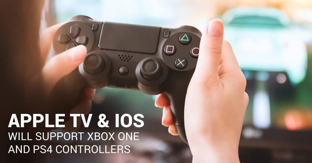 253c5d4e9f2 Apple will Support Xbox One and PS4 Controllers - MyGiftCardSupply