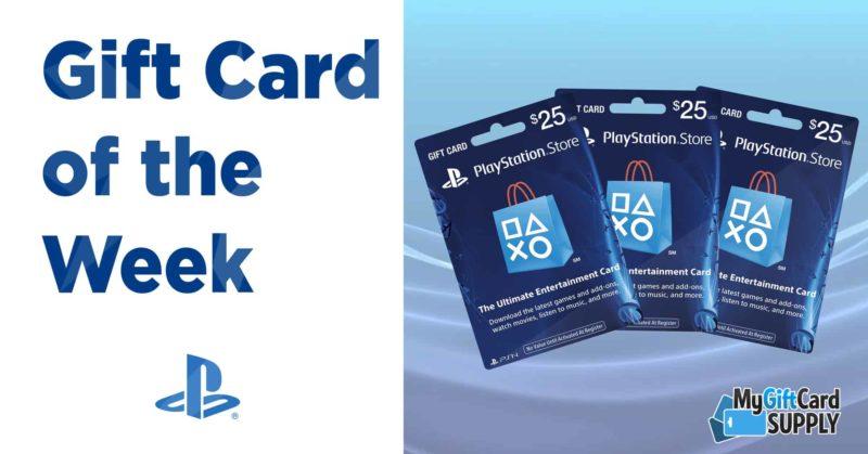 PSN Gift Card Thumbnail