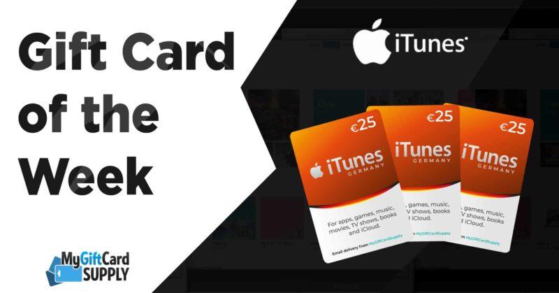 Germany iTunes Card Thumbnail