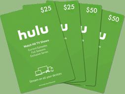 Hulu Gift Cards