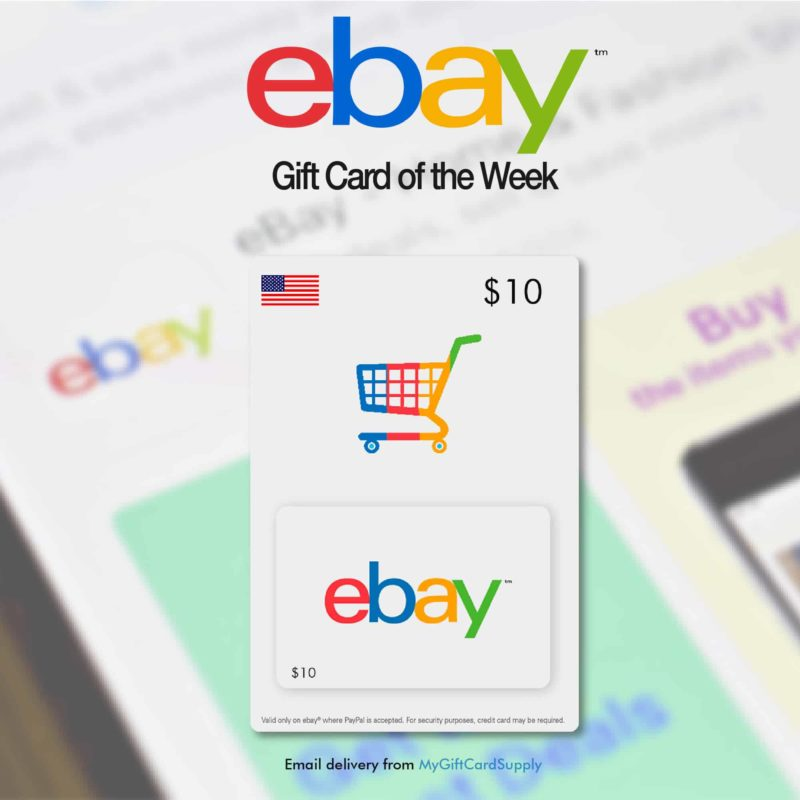 ebay gift card  thumbnail
