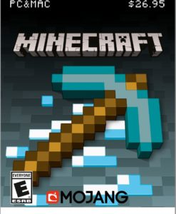 Minecraft Gift Card (Game card)